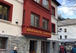 Hôtel Jaca - Apartahotel Canfranc-1
