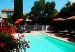 Hôtel Montblanc - Villa Les Olives-1