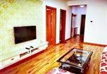 Location vacances Qingdao - 青岛金沙滩全家幸福两居室海景公寓qingdao Golden Sandy Beach Family Happy Seaview Apartment-2