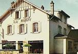 Hôtel Jeuxey - Hôtel Le Marigny-2