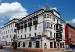 Hôtel Le lac de Constance - Plaza Hotel Buchhorner Hof-1