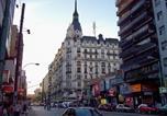 Hôtel Buenos Aires - Apart Las Naciones-1