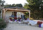Camping avec Quartiers VIP / Premium Plozévet - Flower Camping La Grande Plage-3