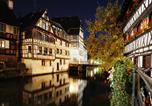 Hôtel Strasbourg - Petite France - Pavillon Régent Petite France-2