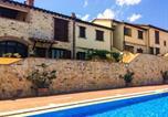 Location vacances  Province de Pérouse - Umbria, &quote;Casa Sagrantina&quote; con Piscina e pergolato-1