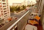 Location vacances Mar del Plata - Departamentos Ficha 11-1