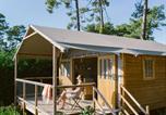 Camping avec Piscine couverte / chauffée Capbreton - Village Naturéo-3