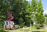 Camping avec WIFI Vaucluse - Homair - Camping Les Rives du Luberon-4