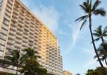 Hôtel Honolulu - Ohana Waikiki East by Outrigger-1