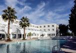 Hôtel Sousse - Hotel Continental-4