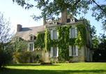 Hôtel Segré - La Marronniere-1