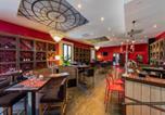 Hôtel Montblanc - Garrigae Distillerie de Pézenas-4