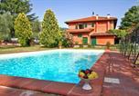 Location vacances Figline Valdarno - Pavelli Villa Sleeps 12 Pool Air Con Wifi-1