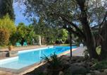 Location vacances Bouglon - Appartement piscine-1