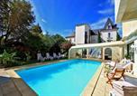 Hôtel 4 étoiles Champagnac-de-Belair - Au Grand Hôtel de Sarlat-1