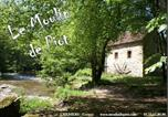 Camping en Bord de rivière Limousin - Camping du Moulin de Piot-1