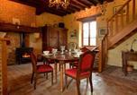 Location vacances Cercy-la-Tour - Holiday Home La Plante-2