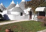 Location vacances  Province de Tarente - Trullo Odisseo-1