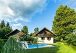 Location vacances Cerklje na Gorenjskem - Holiday House in Nature with Pool-1