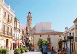 Location vacances Calella - Three-Bedroom Apartment Calella de Mar with Sea View 06-1