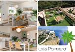 Location vacances La Nucia - Casa Palmera Cozy & Modern Seaview Eco Apartment-1