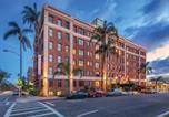 Hôtel San Diego - Inn at the Park-1