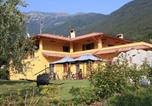 Location vacances Ronzo-Chienis - Fabulous Cottage in Arco near Lake-1