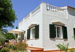 Location vacances Cala En Porter - Peaceful Villa in Alaior with Private Pool-4
