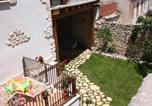 Location vacances Fuenterrebollo - A Casa de Laura-1