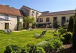 Hôtel Plailly - Chambre d'hôtes Les Herbes Folles-1