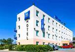Hôtel Marignane - Ibis Budget Hotel Vitrolles-1