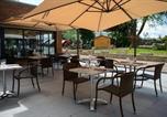 Hôtel Orne - Logis La Lentillere - Restaurant Côté Parc-4