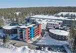 Hôtel Rovaniemi - Santasport Apartment Hotel-3