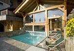 Hôtel 4 étoiles Annecy - Best Western Chalet les Saytels-1