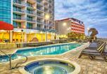 Location vacances Myrtle Beach - Ocean Front 3rd Floor 1br-3