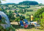 Camping avec Piscine Saint-Léger-de-Fougeret - Sites et Paysages Le Village des Meuniers-2