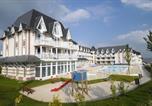 Hôtel Mers-les-Bains - Residence de la plage H 3p 5/6 Standard-1