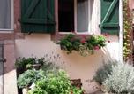 Location vacances Lichtenberg - Charmant petit appartement en Alsace-1
