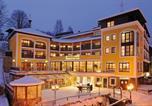 Hôtel Saalbach-Hinterglemm - Hotel Saalbacher Hof-1