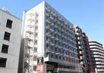 Hôtel Kawasaki - Hotel Livemax Yokohama Tsurumi-1