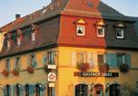 Location vacances Rothenburg ob der Tauber - Hotel Gasthof zur Linde-1