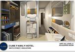 Hôtel Singapour - Cube Family Boutique Capsule Hotel @ Chinatow-3