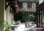 Hôtel Bléneau - Le Vieux Relais-1