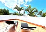Location vacances  Province de Santa Cruz de Ténérife - Bungalow con vistas a Oceano en La Palma-3