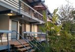Hôtel North Hollywood - Highland Gardens Hotel-4