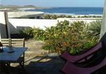 Location vacances Tabayesco - bungalow in famara