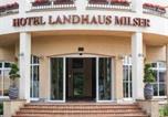 Hôtel Gare de Duisbourg - Hotel Landhaus Milser-1
