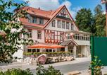 Hôtel Wernigerode - Hotel Villa Bodeblick-1
