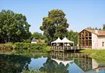 Camping avec WIFI Champagne-Ardenne - Les Castels La Forge de Sainte Marie-2