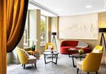 Hôtel Paris - Best Western Premier Ducs de Bourgogne-1